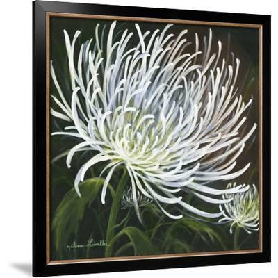 Fleur éclatante-H?l?ne L?veill?e-Framed Art Print