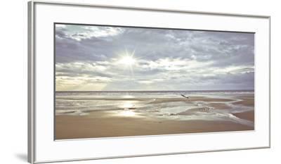 Seascape-A^ Franke-Framed Art Print