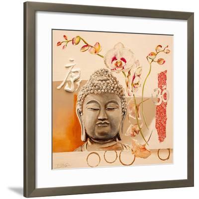 Health-Lizie-Framed Art Print