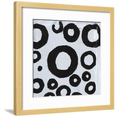 Medley I-Ben James-Framed Giclee Print