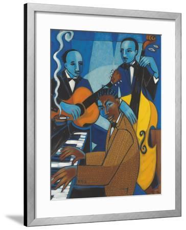 Unforgettable (Nat King Cole)-Marsha Hammel-Framed Giclee Print