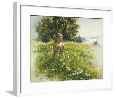 Daisy Meadow-Stephen Pearson-Framed Giclee Print