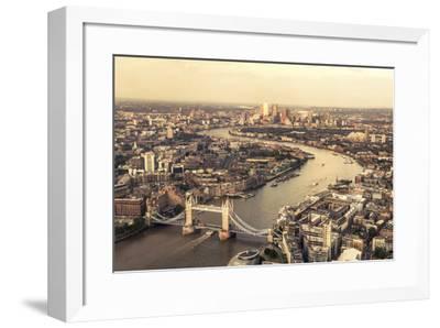 Heart of the City-Joseph Eta-Framed Giclee Print