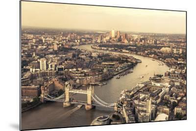 Heart of the City-Joseph Eta-Mounted Giclee Print