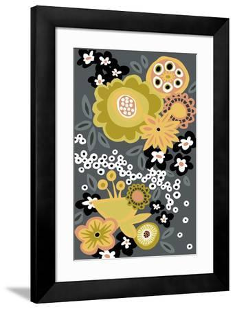 Shrubbery I-Callie Crosby and Rebecca Daw-Framed Giclee Print