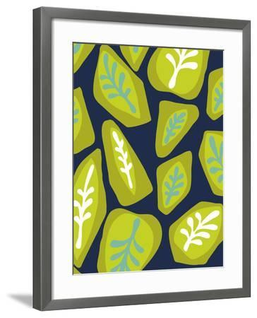 Dappled I-Callie Crosby and Rebecca Daw-Framed Giclee Print