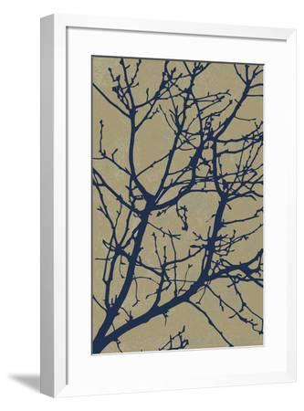 Natural Elements I-Maria Mendez-Framed Giclee Print