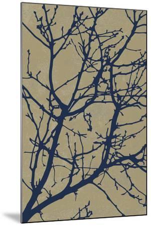 Natural Elements I-Maria Mendez-Mounted Giclee Print