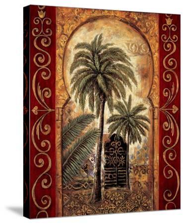 Moroccan Collage I-Eduardo Moreau-Stretched Canvas Print