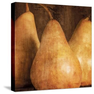 Pears-Caroline Kelly-Stretched Canvas Print