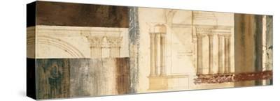 Palladio-Evan J. Locke-Stretched Canvas Print