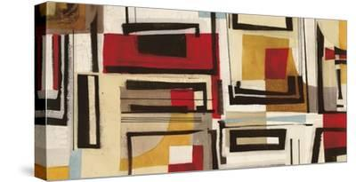 Geometry-Sophie Gillen-Stretched Canvas Print