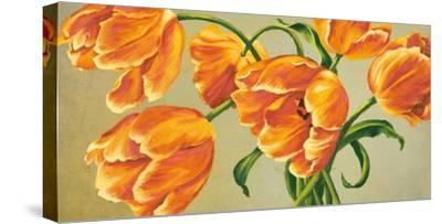 PoŠme-Nathalie Besson-Stretched Canvas Print