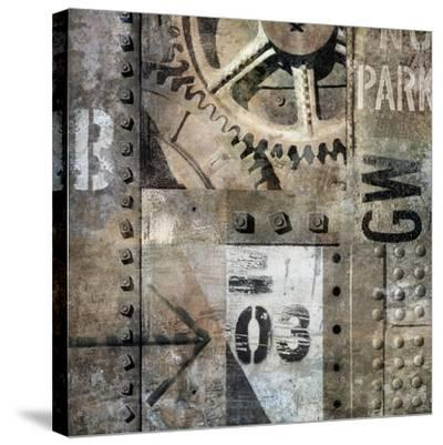 Industrial I-Dylan Matthews-Stretched Canvas Print