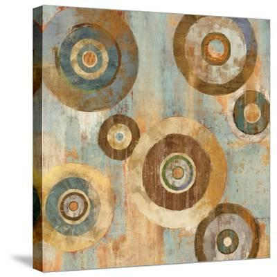 In The Round II-Cam Richards-Stretched Canvas Print