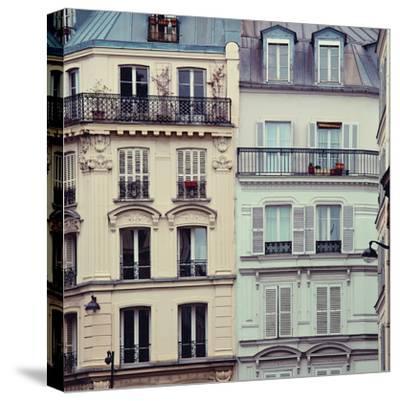 L'appart-Irene Suchocki-Stretched Canvas Print