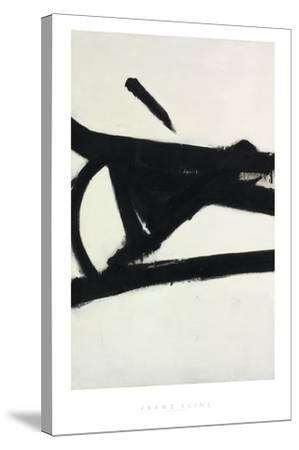 Accent Grave-Franz Kline-Stretched Canvas Print