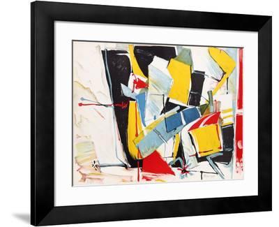 Untitled 8-Jasha Green-Framed Limited Edition