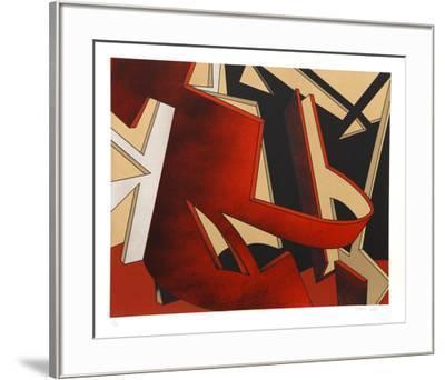 Untitled 31-Jasha Green-Framed Limited Edition