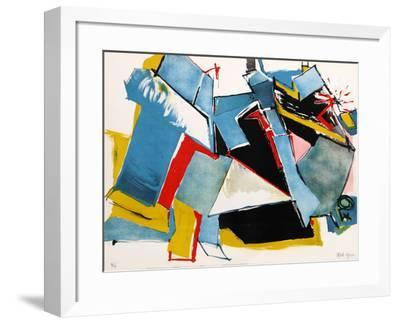 Untitled 12-Jasha Green-Framed Limited Edition
