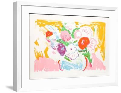 Fleurs Nicoises-Bob Kane-Framed Limited Edition