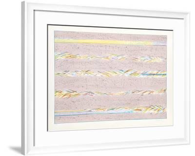 Dreamfields (Pink)-Sybil Kleinrock-Framed Limited Edition