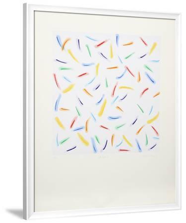 Light Explosion I-Antonio Peticov-Framed Limited Edition