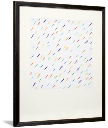 Passing By I-Antonio Peticov-Framed Limited Edition