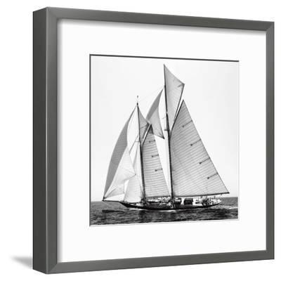 Adrift II-Jorge Llovet-Framed Art Print