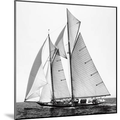 Adrift II-Jorge Llovet-Mounted Art Print