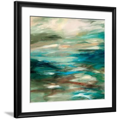 Begin-G^A^ Hickman-Framed Art Print