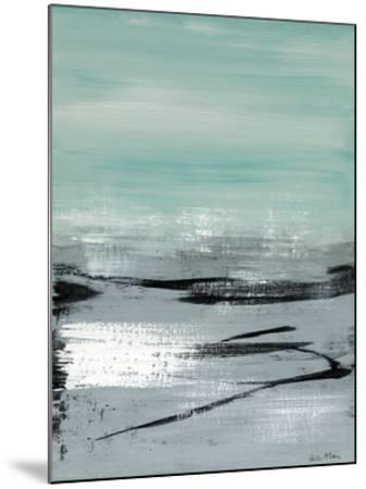 Beach I-Heather Mcalpine-Mounted Art Print