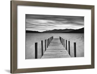 Morning View-Michael Iacobellis-Framed Giclee Print