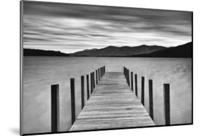 Morning View-Michael Iacobellis-Mounted Giclee Print