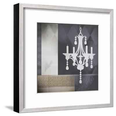 Crystal Light II-Noah Li-Leger-Framed Art Print