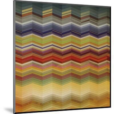 Color & Cadence I-Noah Li-Leger-Mounted Giclee Print