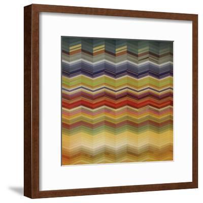Color & Cadence I-Noah Li-Leger-Framed Giclee Print