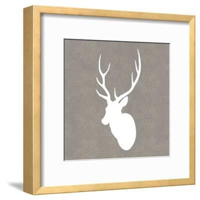 Buck I-Sabine Berg-Framed Art Print