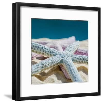 Colored Stars-Dina Marie-Framed Giclee Print