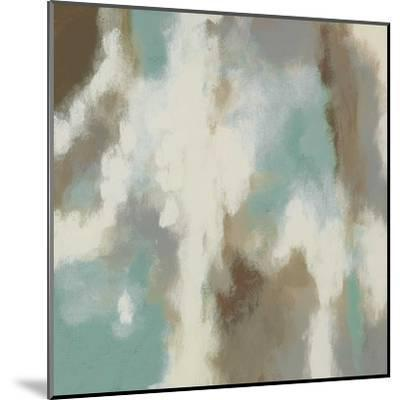Glistening Waters II-Rita Vindedzis-Mounted Art Print