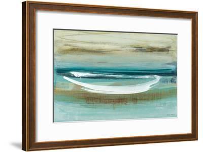 Canoe II-Heather Mcalpine-Framed Giclee Print