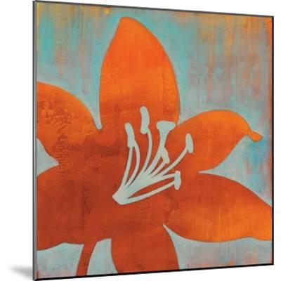 Cosmic Bloom I-Stacy D'Aguiar-Mounted Art Print