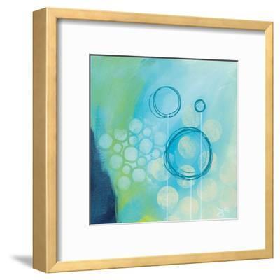 Fortune Fool-Julie Hawkins-Framed Art Print