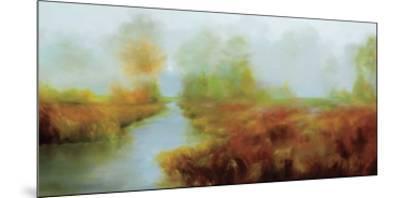 Fraser River Park-Tetiana Zakharova-Mounted Art Print