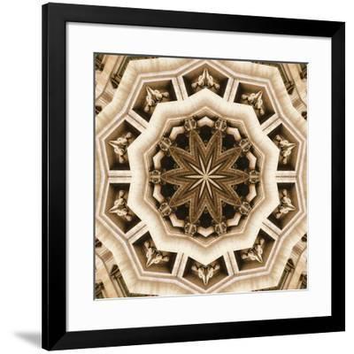 Trevi Fountain- LaGrave Designs-Framed Giclee Print