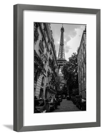 Eiffel Tower--Framed Art Print