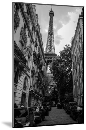 Eiffel Tower--Mounted Art Print