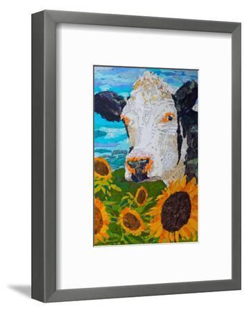 Buttercup #2--Framed Art Print