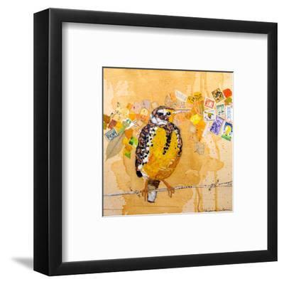 Big Journeys--Framed Art Print
