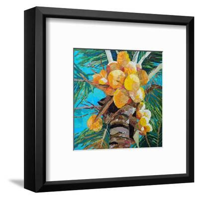 Florida Sunshine--Framed Art Print